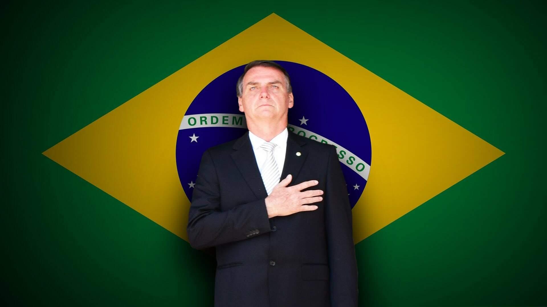 Bolsonaro/Fonte: Reprodução/Internet