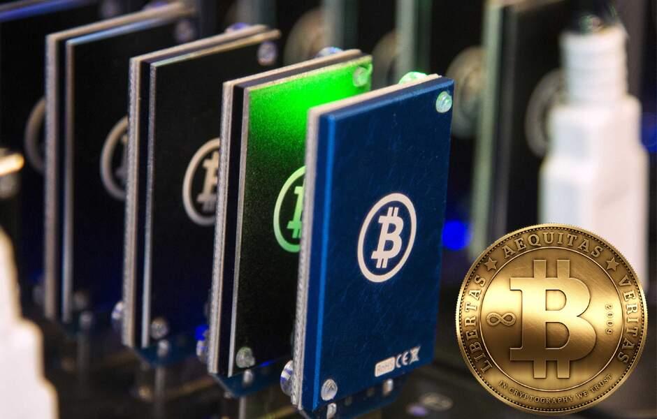 (Mineração Bitcoin/Reprodução:invebit)