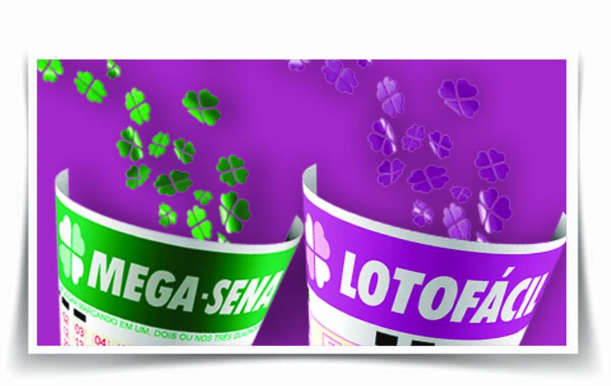 Loterias Caixa - Resultado da Mega-Sena - Resultado da Lotofácil