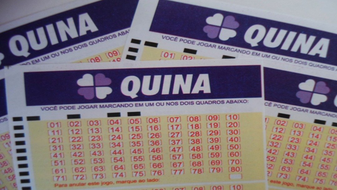 Resultado da Quina - Loterias Caixa