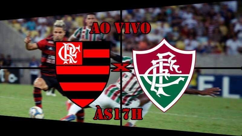 Onde assistir assistir Flamengo x Fluminense ao vivo Fla Flu. Foto/Montagem