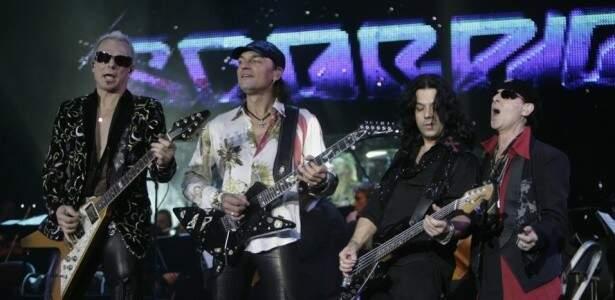 Rock In Rio: Scorpions sobe ao palco principal nesta noite