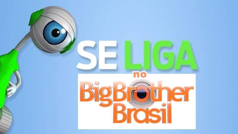 Big Brother Brasil, se liga na enquete UOL BBB 2018. Montagem/DiárioPrime)