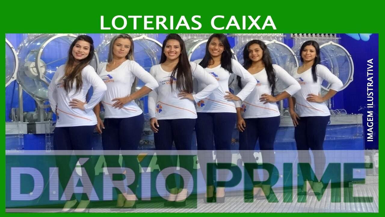 Loterias Caixa (Montagem/diarioprime.com.br)