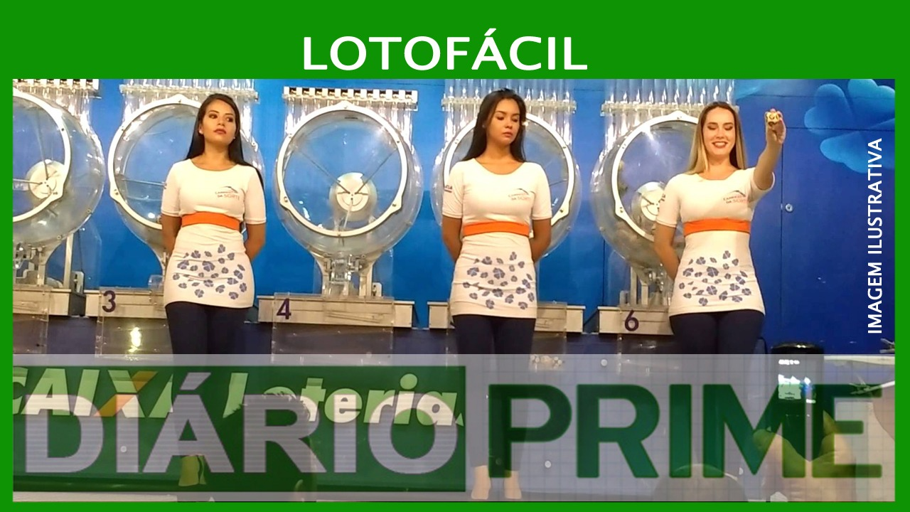Loterias Caixa - Resultado da Lotofácil