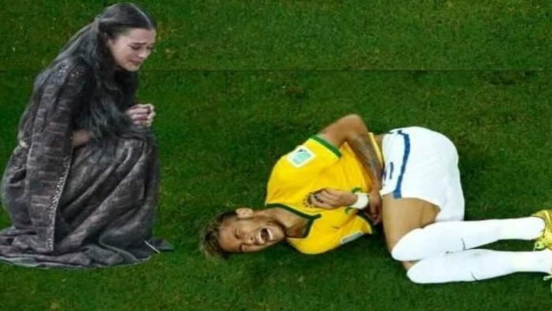 Meme Neymar / Reprodução Internet