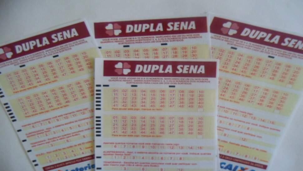 Resultado da Dupla-Sena/ Foto: Anderson Silva