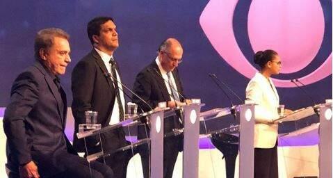 Candidatos a Presidência/ Fonte da imagem : Instagram