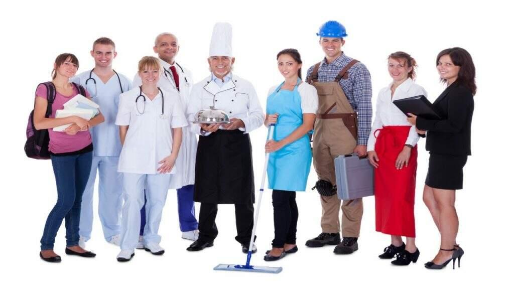 Profissões com formação em nível técnico foram as que mais cresceram. Foto-Reprodução