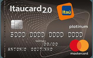 Cartão de crédito Itaucard empréstimo sem usar seu limite. Foto/Reprodução