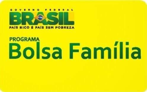 Cartão Bolsa Família- Governo Federal Foto/Reprodução