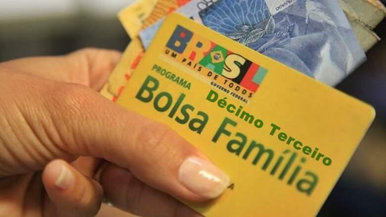 Bolsa Família/Fonte: Reprodução/Ilustrativa