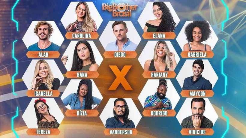 BBB 2019 / Reprodução Rede Globo
