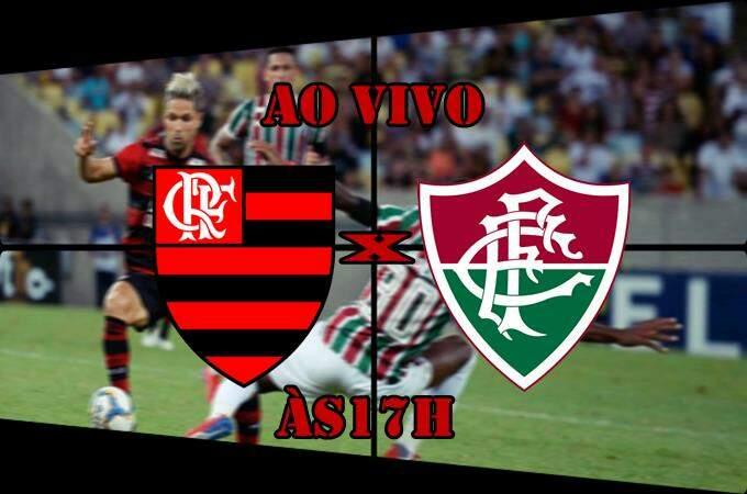 Onde vai passar Flamengo x Fluminense ao vivo. como assistir Fla Flu online. Foto/Montagem