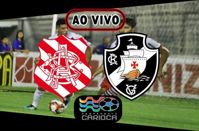 Onde ver o jogo Bangu x Vasco ao vivo online. Foto/Montagem