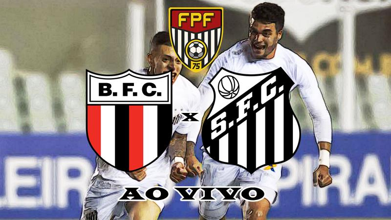 Onde assistir o jogo do Santos ao vivo contra o Botafogo de Ribeirão. Foto/Montagem