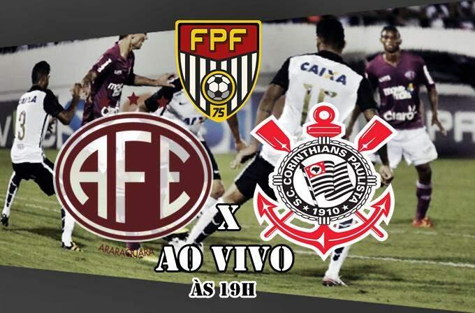 Onde assistir o jogo Ferroviária x Corinthians ao vivo online. Foto/Montagem