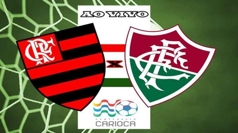 Onde assistir Fla-flu ao vivo hoje. Fluminense x Flamengo ao vivo online. Foto/Montagem
