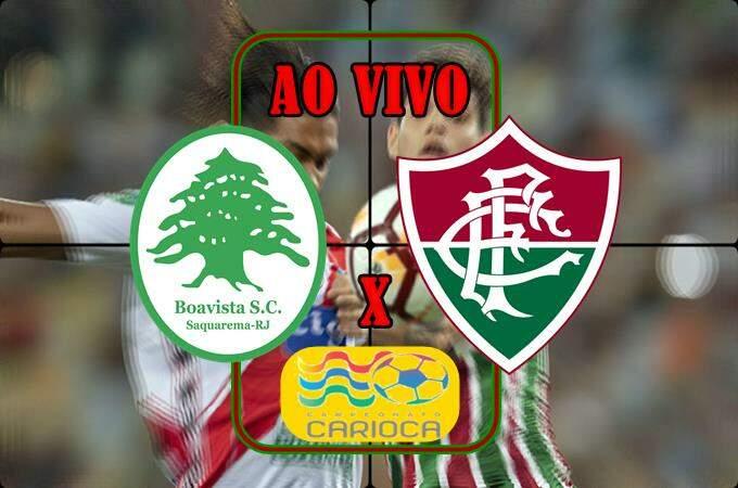 Veja onde vai passar o jogo do Fluminense x Boavista ao vivo online. Foto/Montagem