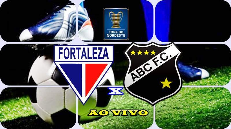 Onde vai passar o jogo Fortaleza e ABC ao vivo online. Foto/Montagem