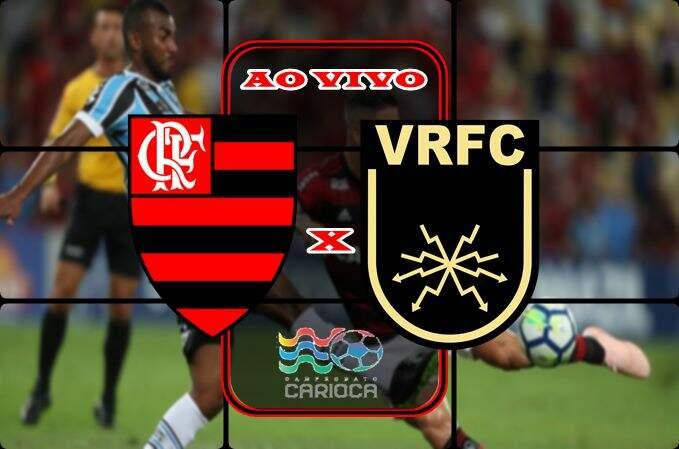 Veja onde assistir Jogo do Flamengo e Volta Redonda ao vivo online. Foto/Montagem