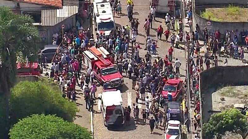 Masacre De Suzano: Adolescentes Promovem Massacre Em Escola Em Suzano, 6