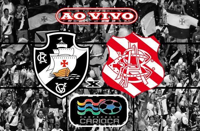 Onde assistir o jogo Vasco x Bangu ao vivo online. Foto/Montagem