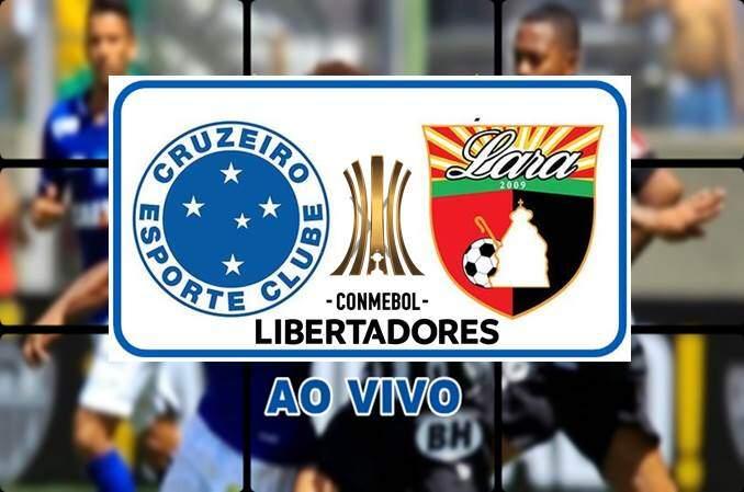 Veja onde assistir Cruzeiro x Deportivo Lara ao vivo online. Foto/Montagem