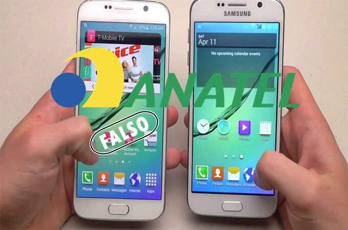 Novo bloqueio de celulares da Anatel começa neste domingo. Foto/Montagem
