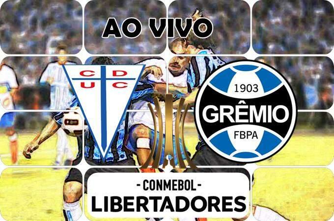 Onde assistir o jogo do Grêmio ao vivo: Universidad Católica x Grêmio ao vivo online. Foto/Montagem