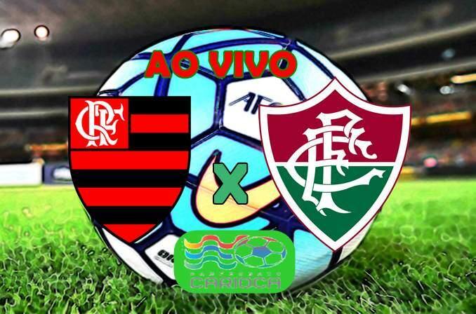 Onde vai passar Jogo do Flamengo x Fluminense ao vivo online neste sábado. Foto/Montagem