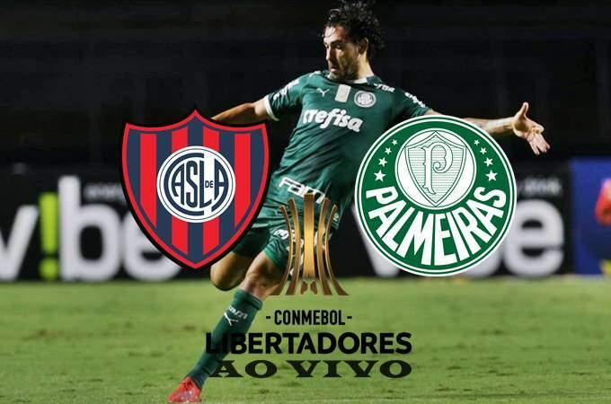 Onde assistir o jogo do Palmeiras ao vivo: San Lorenzo x Palmeiras ao vivo online. Foto/Montagem