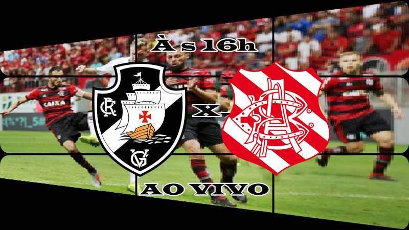 Assistir o jogo Vasco e Bangu ao vivo. Foto/Montagem