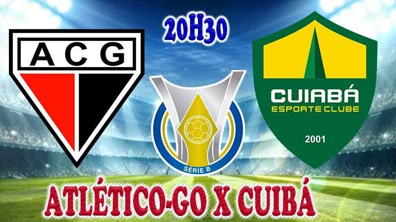 Saiba como onde assistir jogo do Atlético-GO x Cuiabá ao vivo online nesta Terça-Feira (08.10) / Crédito montagem imagem: Robson L.
