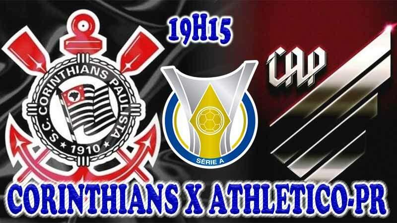 Onde assisti o jogo ao vivo: jogo do Corinthians x Athletico-PR ao vivo online Crédito montagem imagem: Robson L.