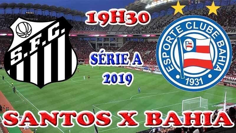 Onde assistir o jogo ao vivo: jogo do Santos x Bahia ao vivo online / Crédito montagem de imagem: Robson L.