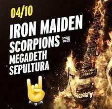 Rock In Rio: a noite do Metal está de volta