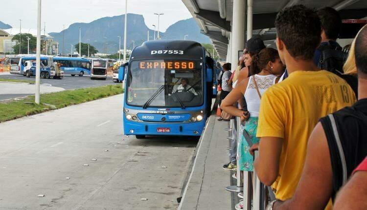 Trânsito muda para público do Rock in Rio