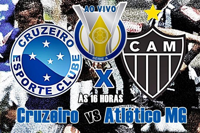 Onde assistir ao jogo do Cruzeiro e Atlético-MG ao vivo. Foto/Divulgação