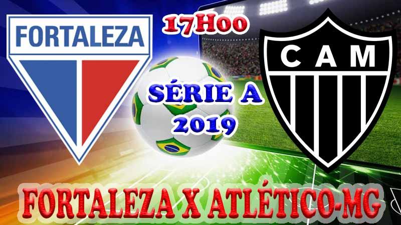 Onde assistir o jogo ao vivo: jogo do Fortaleza x Atlético-MG ao vivo online / Crédito montagem de imagem: Robson L.