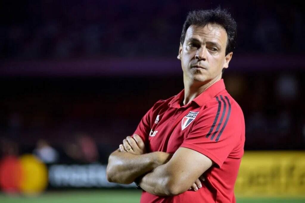Troca de técnico: Fernando Diniz no São Paulo