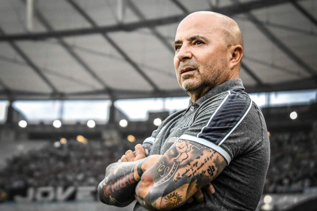Troca de técnico: Jorge Sampaoli no comando do Atlético