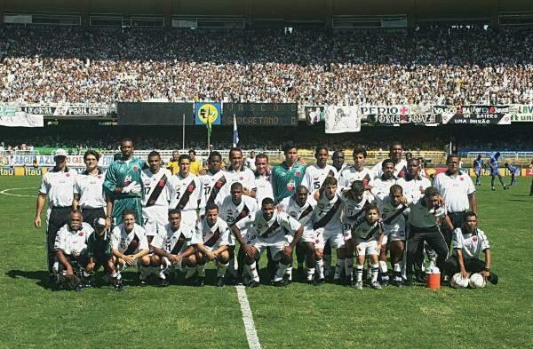 Você sabe quem ganhou o Campeonato Brasileiro no ano que você nasceu? - Foto: Reprodução/Vasco FC