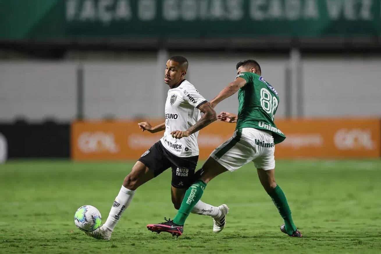 Desempenho como visitante afasta Atlético-MG da disputa pelo título