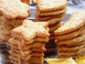 biscoito de mel com laranja receita