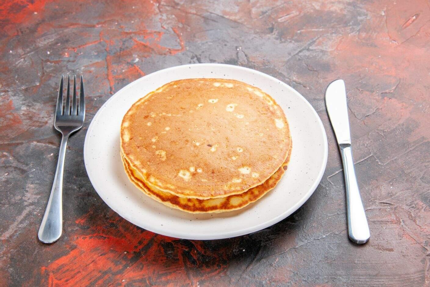 Panqueca americana é o prato ideal para o brunch de sábado