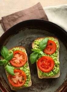 sanduíche vegetariano: receita para o lanche da tarde