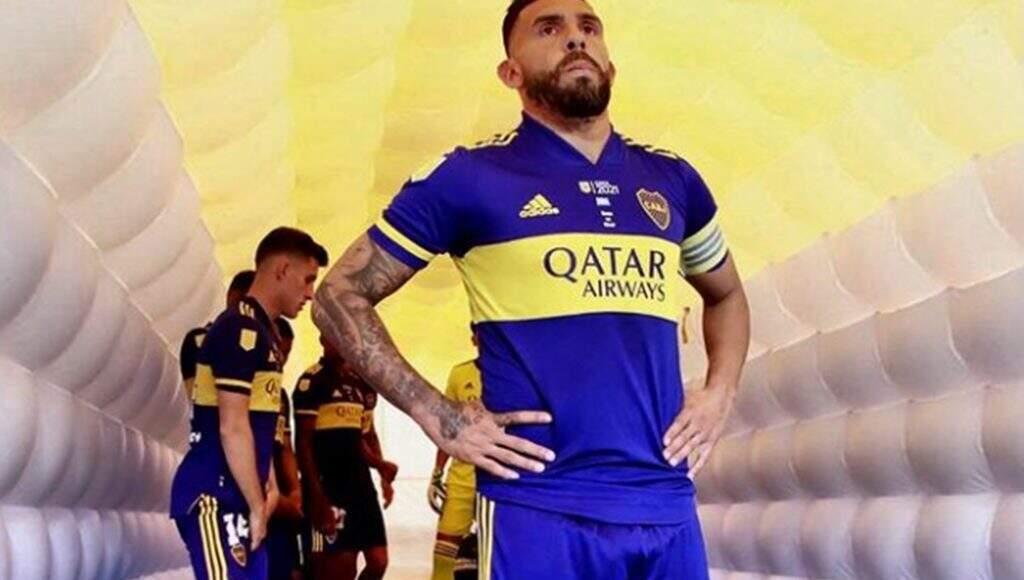 Veja 5 jogadores com mais gols na Libertadores e na Champions League. Imagem: Reprodução Instagram @bocajrsoficial