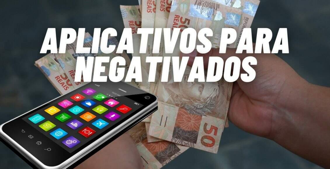 aplicativos de empréstimo para negativados spc e serasa