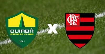 Futebol ao vivo: Cuiabá x Flamengo; Onde assistir o jogo ao vivo pela TV e online
